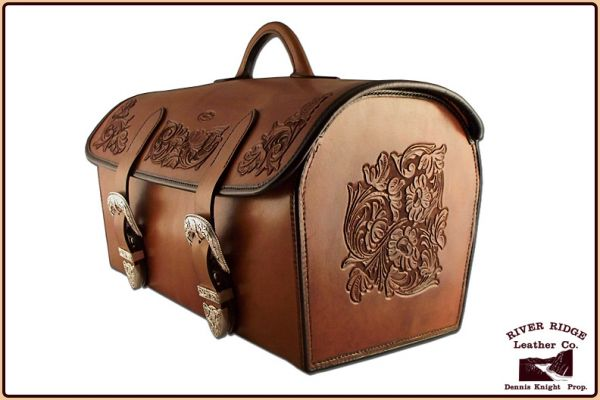 19th Century Valise Portmanteau